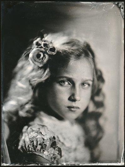 Андрей Шерстюк. Фото портреты в старинной технике амбротипии - №1