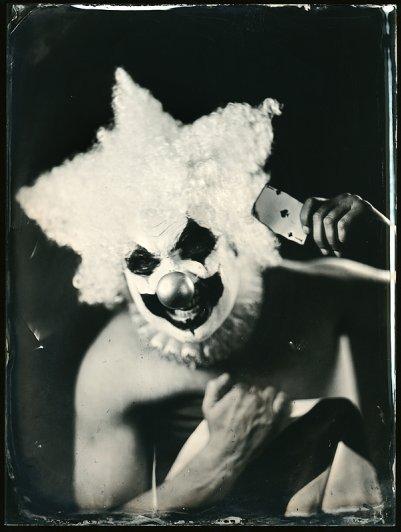 Андрей Шерстюк. Фото портреты в старинной технике амбротипии - №5