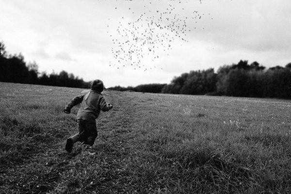 Анна Хартиг (Anna Hurtig). Необычная атмосфера в детских фото - №6