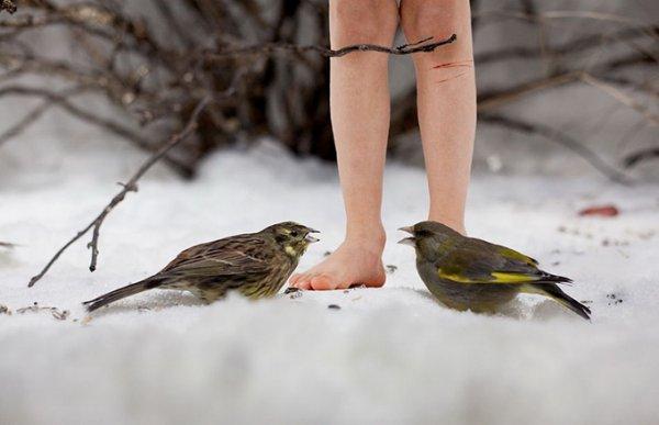 Анна Хартиг (Anna Hurtig). Необычная атмосфера в детских фото - №10