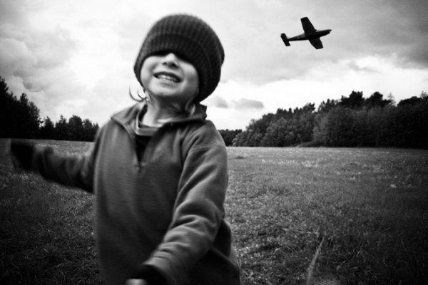 Анна Хартиг (Anna Hurtig). Необычная атмосфера в детских фото - №14