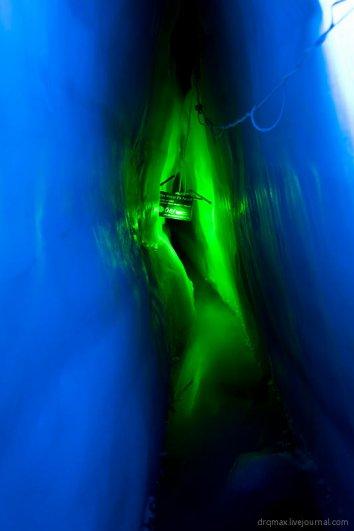 Яркие фото из глубин белоснежных ледников. Лучшие фото ледников мира! - №2