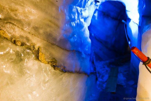 Яркие фото из глубин белоснежных ледников. Лучшие фото ледников мира! - №10