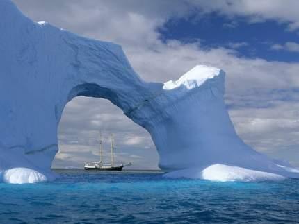 Яркие фото из глубин белоснежных ледников. Лучшие фото ледников мира! - №22