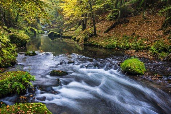 Восхитительные фото пейзажи из Германии. Andreas Wonisch - №24