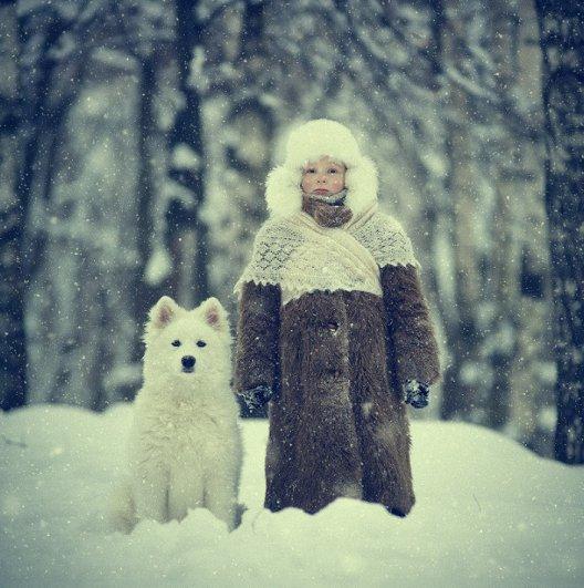 Урок фотографии. Поиск сюжетов для съемки зимой - №4