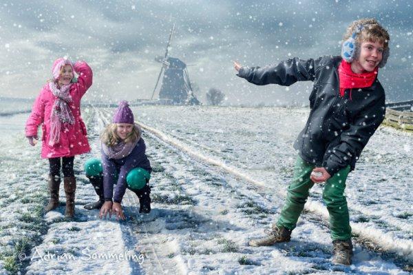 Урок фотографии. Поиск сюжетов для съемки зимой - №24