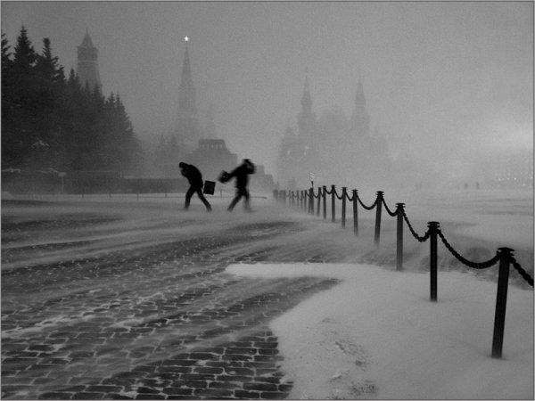 Урок фотографии. Поиск сюжетов для съемки зимой - №28