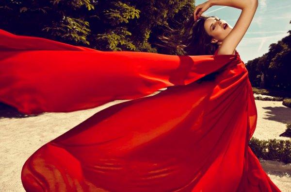 Сантьяго Эстебан. Веяния Испании в модных фото - №3