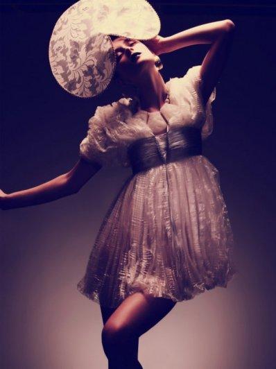 Сантьяго Эстебан. Веяния Испании в модных фото - №11