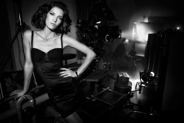 Сантьяго Эстебан. Веяния Испании в модных фото - №15