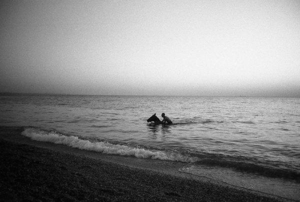 """Черно-белые фото Алины Тарабариновой: """"Фотография - это диалог"""" - №1"""