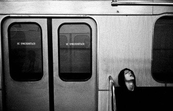 """Черно-белые фото Алины Тарабариновой: """"Фотография - это диалог"""" - №9"""