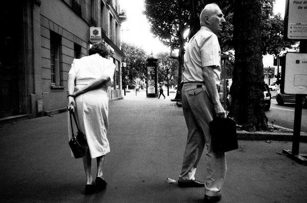 """Черно-белые фото Алины Тарабариновой: """"Фотография - это диалог"""" - №17"""