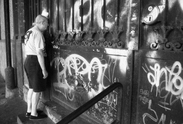 """Черно-белые фото Алины Тарабариновой: """"Фотография - это диалог"""" - №21"""