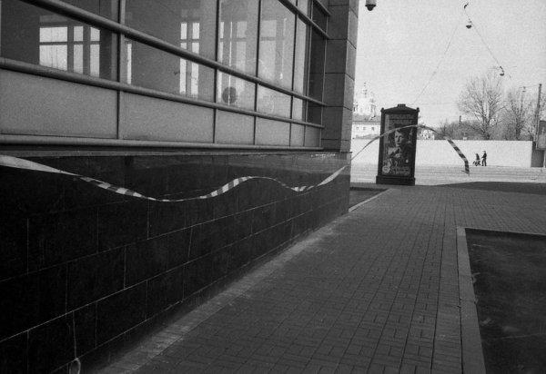 """Черно-белые фото Алины Тарабариновой: """"Фотография - это диалог"""" - №41"""