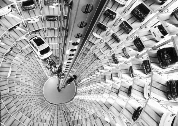 Winner in the Architecture category - Martin Schubert, Denmark