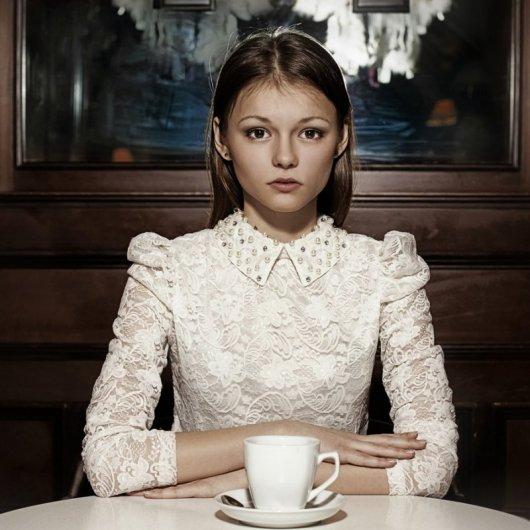 Заманчиво красивые фото портреты от Владимира Серова - №6