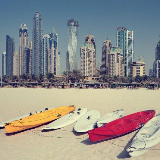 Путешествие фотографа к достопримечательностям Дубая - №4