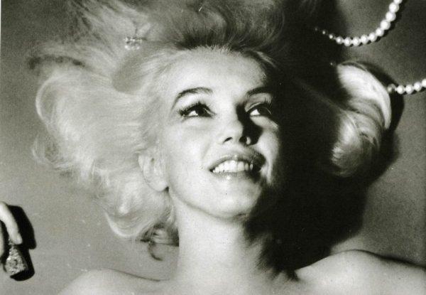 Последние фото знаменитости - Мэрилин Монро - №8