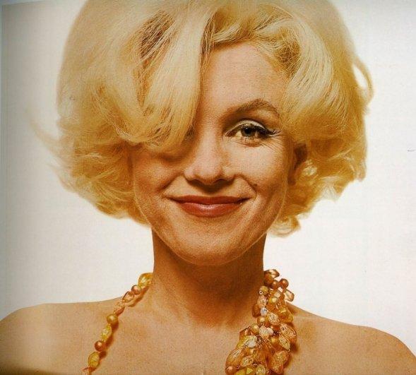 Последние фото знаменитости - Мэрилин Монро - №20