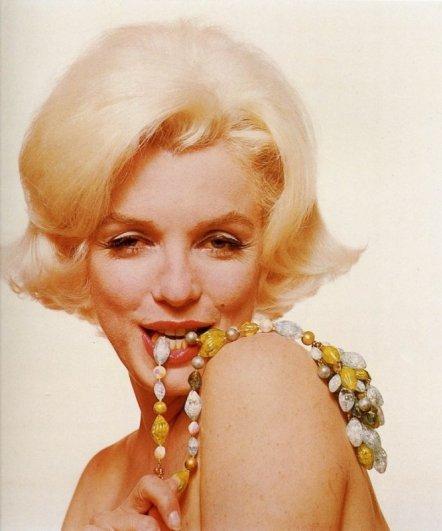 Последние фото знаменитости - Мэрилин Монро - №28