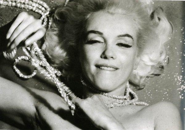 Последние фото знаменитости - Мэрилин Монро - №36