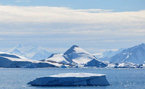 Загадочно спокойный мир Антарктиды - №11