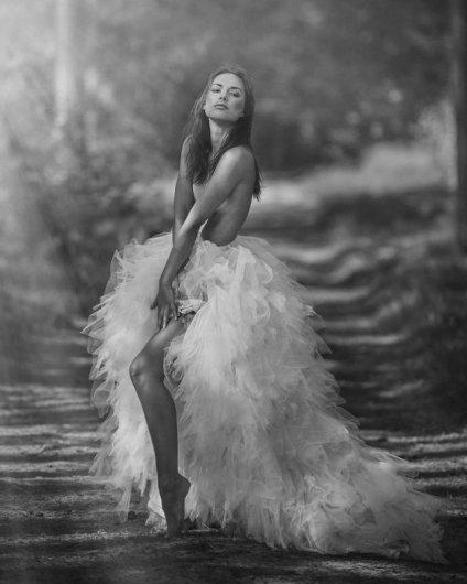 Рената Млынарчик (Renata Mlynarczyk). Фото работы в жанре ню - №11