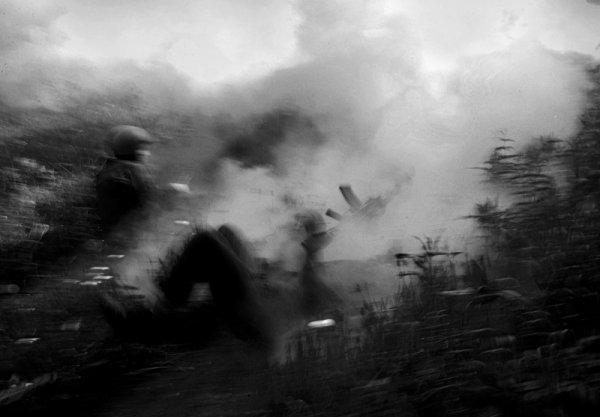 «Испытание боем» Россия, октябрь 2009 года (из серии). Фото: Вл.Вяткин