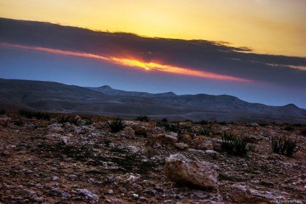 Замечательные фото пейзажи Израиля - №23