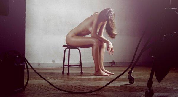 Джулиен Валло (Julien Vallon) - французский фотограф в стиле фэшн - №9