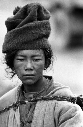 Юрий Рост. Этот тибетский паренек, не представляясь, вошел в мою жизнь