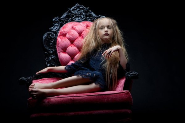 Модные детские фото от TOMAAS - №4
