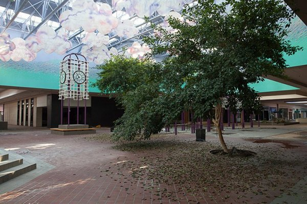 Заброшенные здания - бывшие мегамоллы США - №25