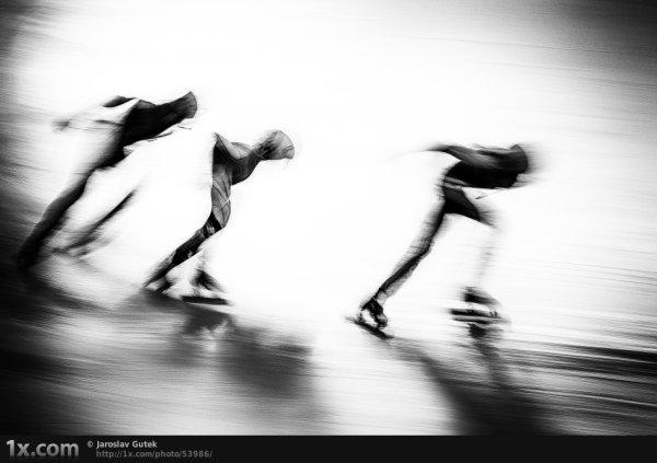 Движение в фото
