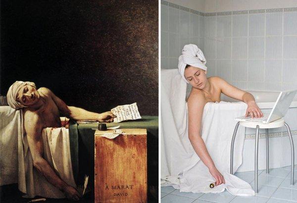 классические картины художников