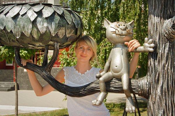 Дарья Казбанова