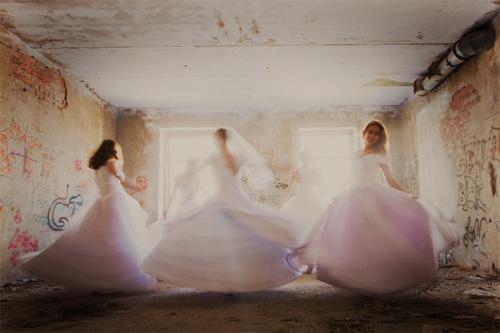 красивый свадебный танец