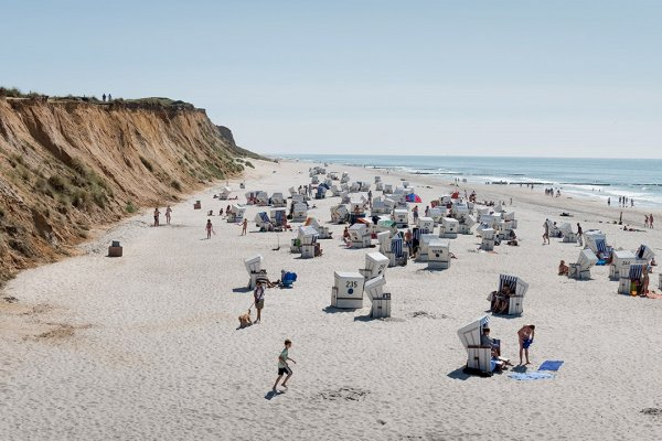 лучшие пляжи Европы