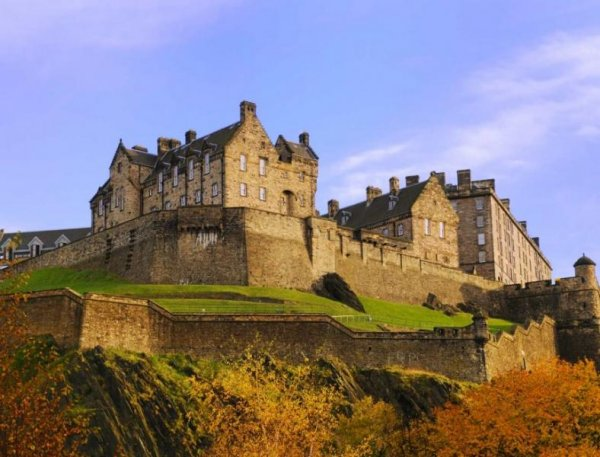 красивые замки фото