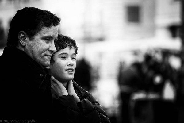 тема отцов и детей