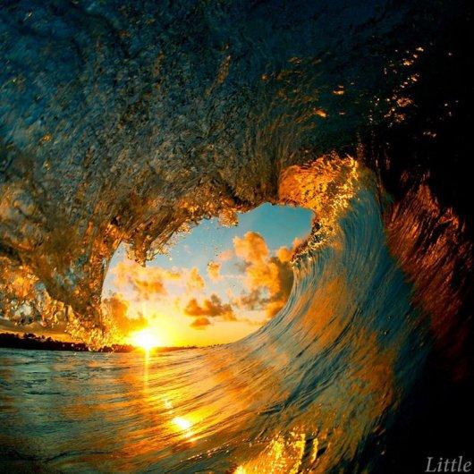 Морская волна