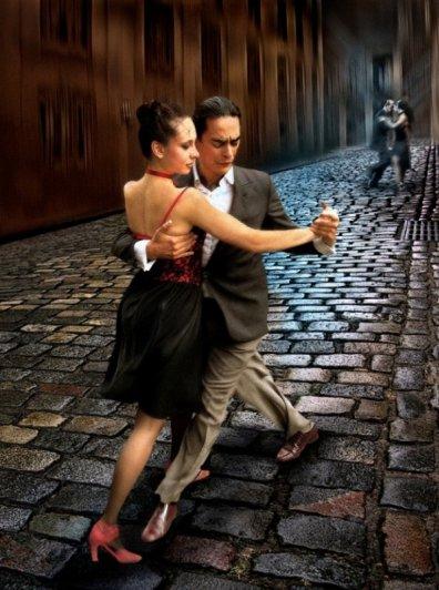 искусство в танце