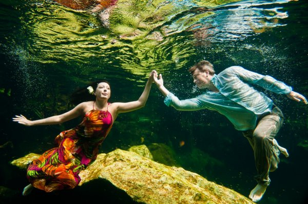 Под водой 4