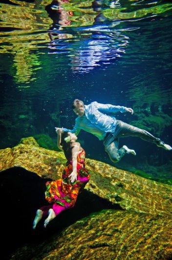 Под водой 10