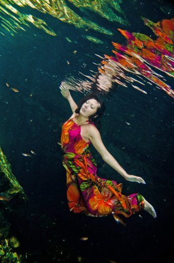 Под водой 17