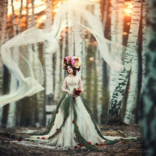 красивые художественные фото