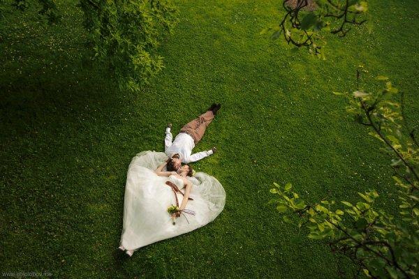 красивые свадебные фотографии - © Константин Гололобов