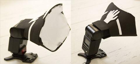 Софтбокс для фотоаппарата своими руками 16